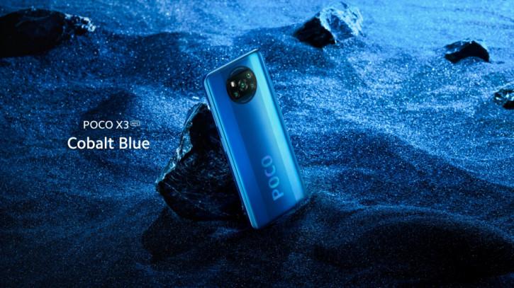 Официально представлен смартфон Poco X3 NFC