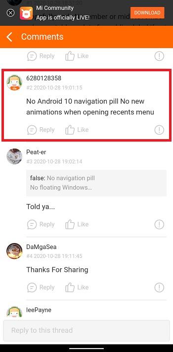 Странное обновление MIUI 12 Global для Redmi Note 8