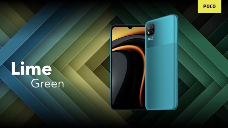 Анонс смартфона Poco C3 - клон Redmi 9C за $103