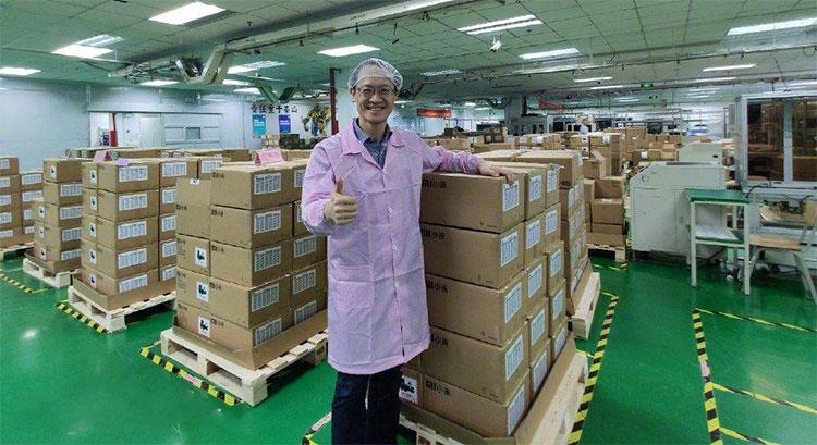 Xiaomi построит автоматизированную фабрику по выпуску смартфонов