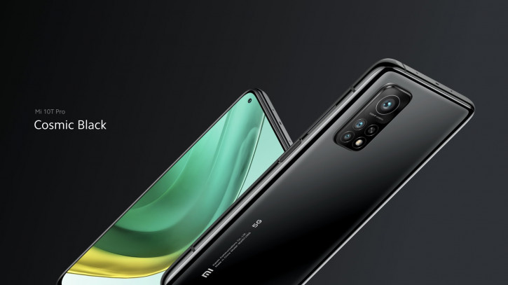 Анонс Xiaomi Mi 10T и Xiaomi Mi 10T Pro с 144-Гц дисплеями