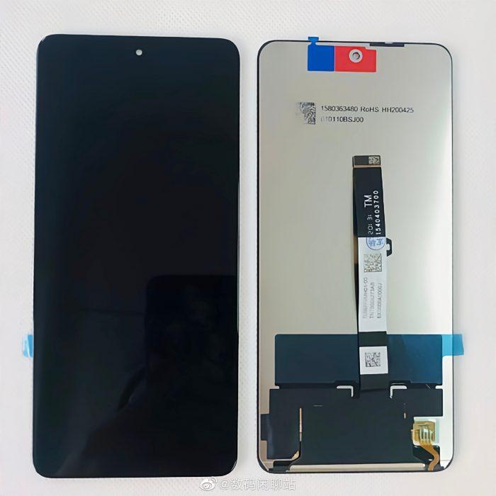 У Redmi Note 10 будет минимальный вырез под фронталку