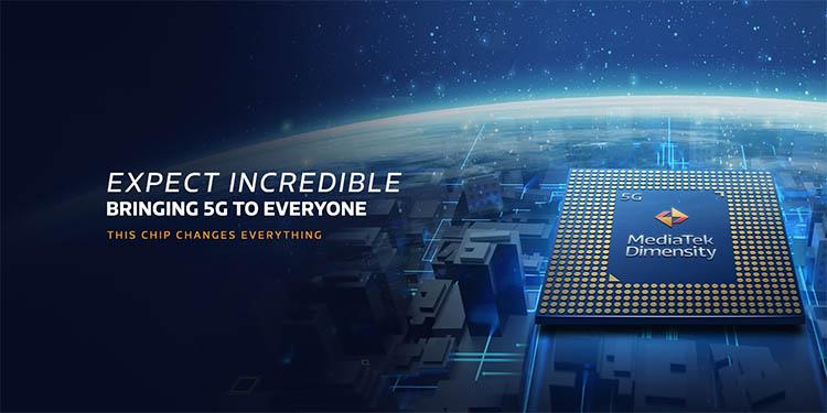 Компания MediaTek готовит две новые 5G-платформы