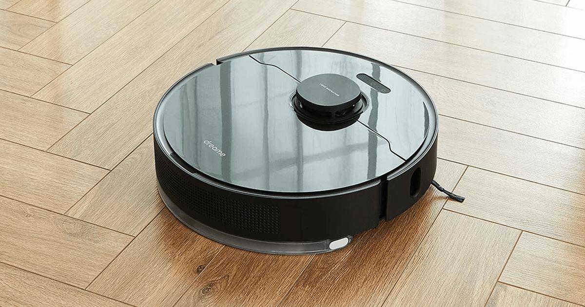 Робот-пылесос Dreame Bot L10 Pro - тихая модель