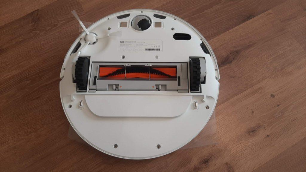 Робот-пылесос Dreame F9 Robot Vacuum - вид снизу
