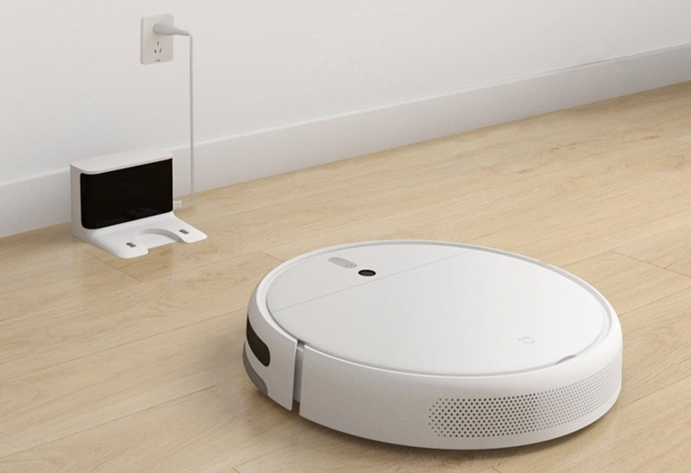 Робот-пылесос Dreame F9 Robot Vacuum с мощным аккумулятором