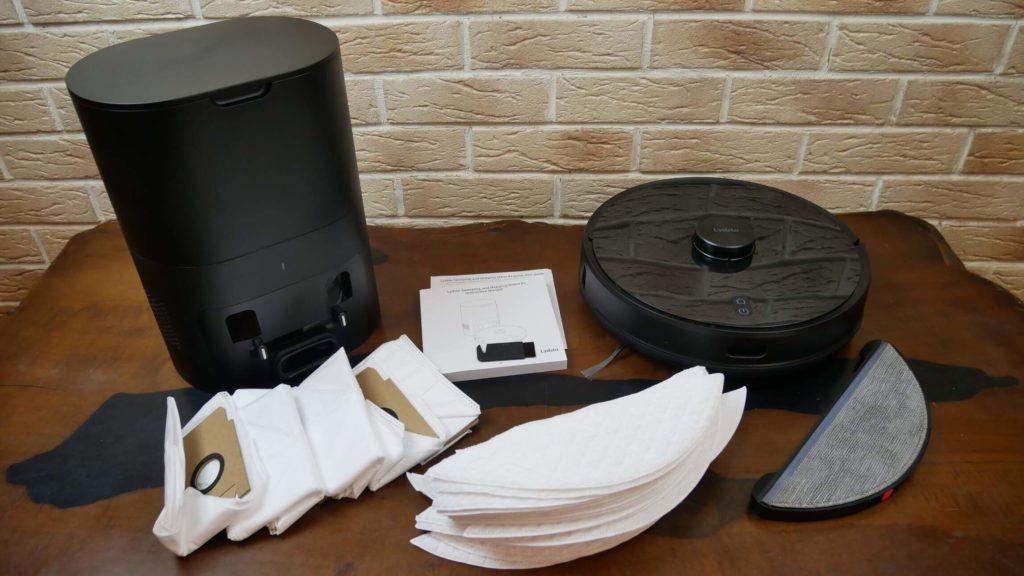 Робот-пылесос Xiaomi Lydsto R1 - комплектация