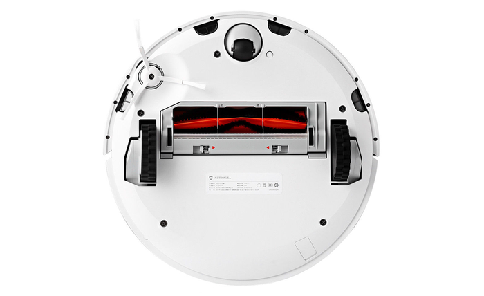 Внешний вид Xiaomi Mi Robot Vacuum Cleaner