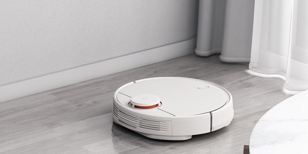 Робот-пылесос Mi Robot Vacuum Cleaner от Xiaomi