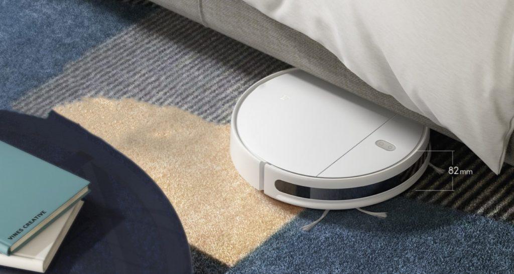 Робот-пылесос Mi Robot Vacuum-Mop от Xiaomi