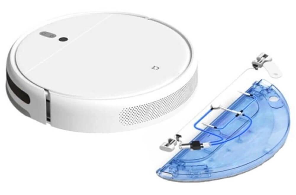 Робот-пылесос Xiaomi Mi Robot Vacuum-Mop контейнер для влажной уборки