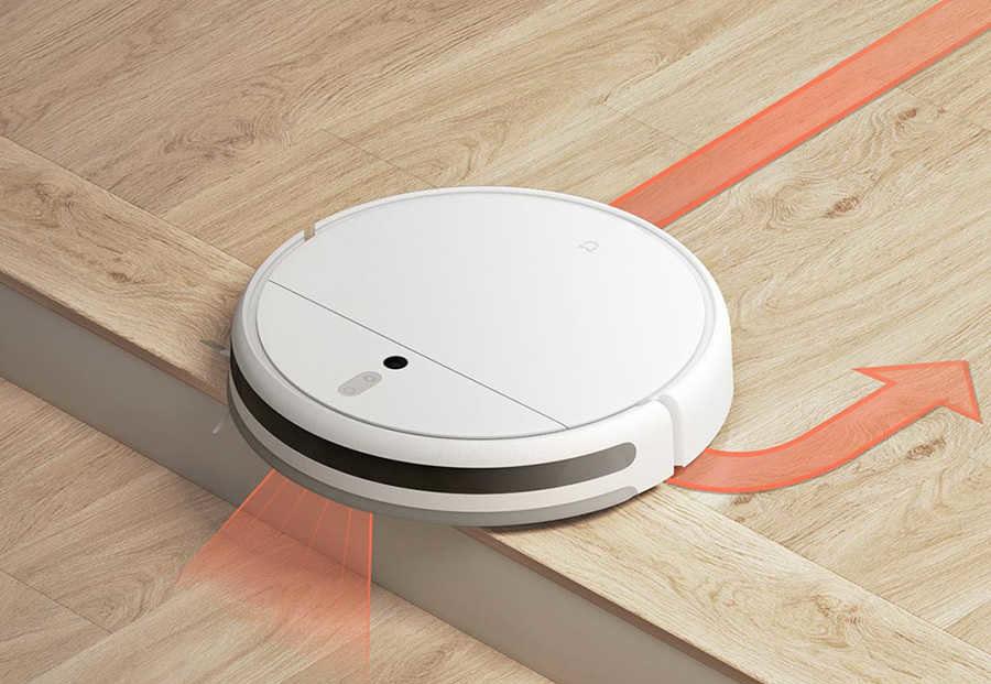 Навигация Xiaomi Mi Robot Vacuum-Mop
