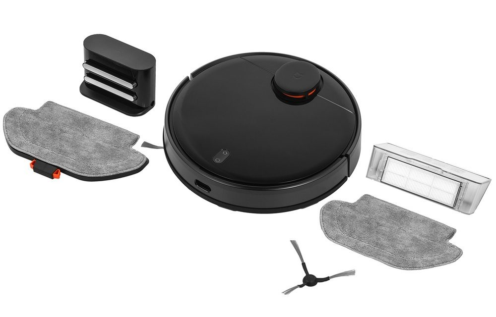 Комплектация Xiaomi Mi Robot Vacuum Mop P