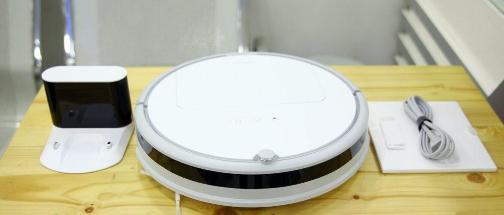 Комплектация Xiaomi Xiaowa C10/C102 Robot Vacuum Cleaner Outh Version