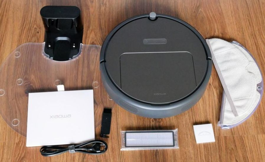 Комплектация Xiaowa E35/E352 Robot Vacuum Cleaner E3 with Planning