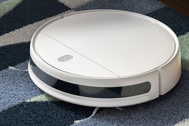 Робот-пылесос Xiaomi Mijia G1 Sweeping Vacuum Cleaner внешний вид