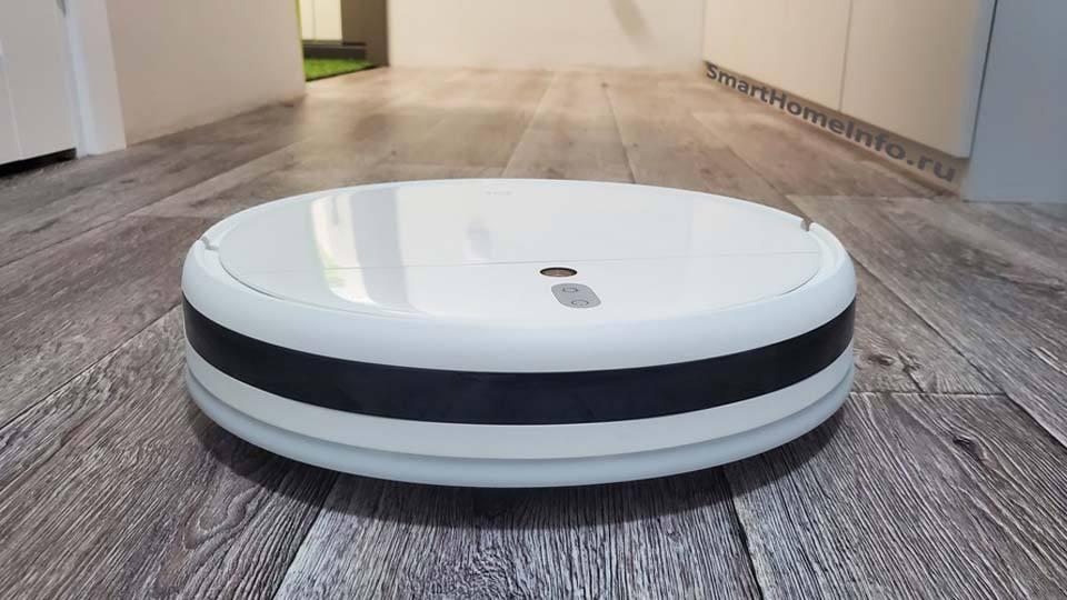 Навигация Xiaomi Mi Robot Vacuum-Mop Essential