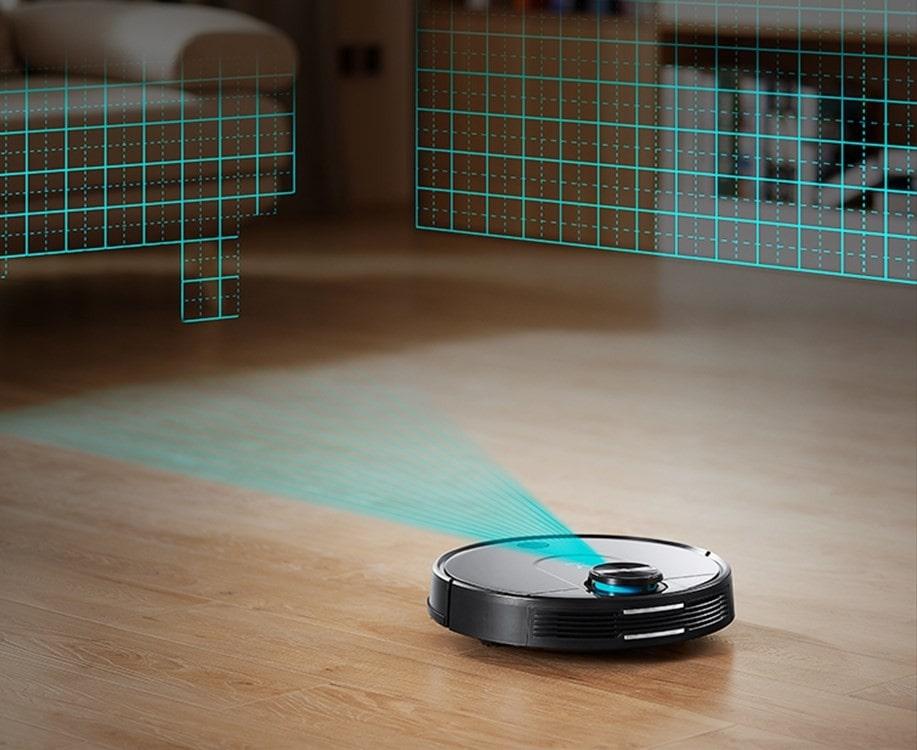 Навигация Xiaomi Viomi V2 Pro Cleaning Robot