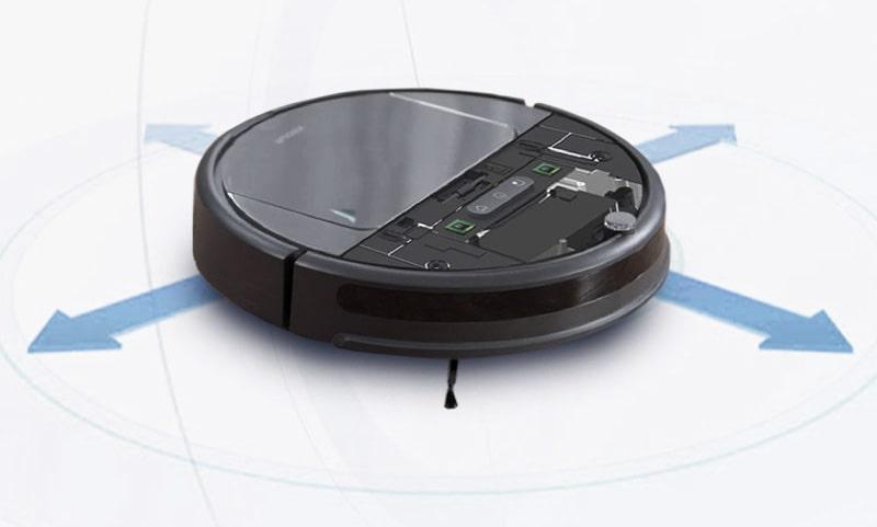 Навигация Xiaowa E35/E352 Robot Vacuum Cleaner E3 with Planning