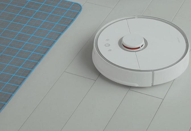 Робот-пылесос Xiaomi Roborock S5/S50/S55 Sweep One сухая и влажная уборка