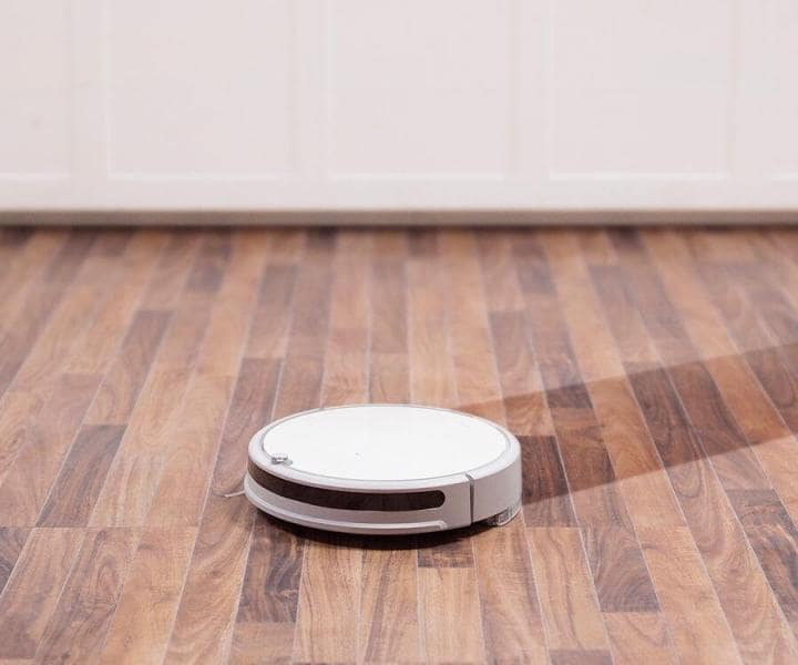 Робот-пылесос Xiaomi Xiaowa E20/E202 Robot Vacuum Cleaner E2 with Planning влажная уборка