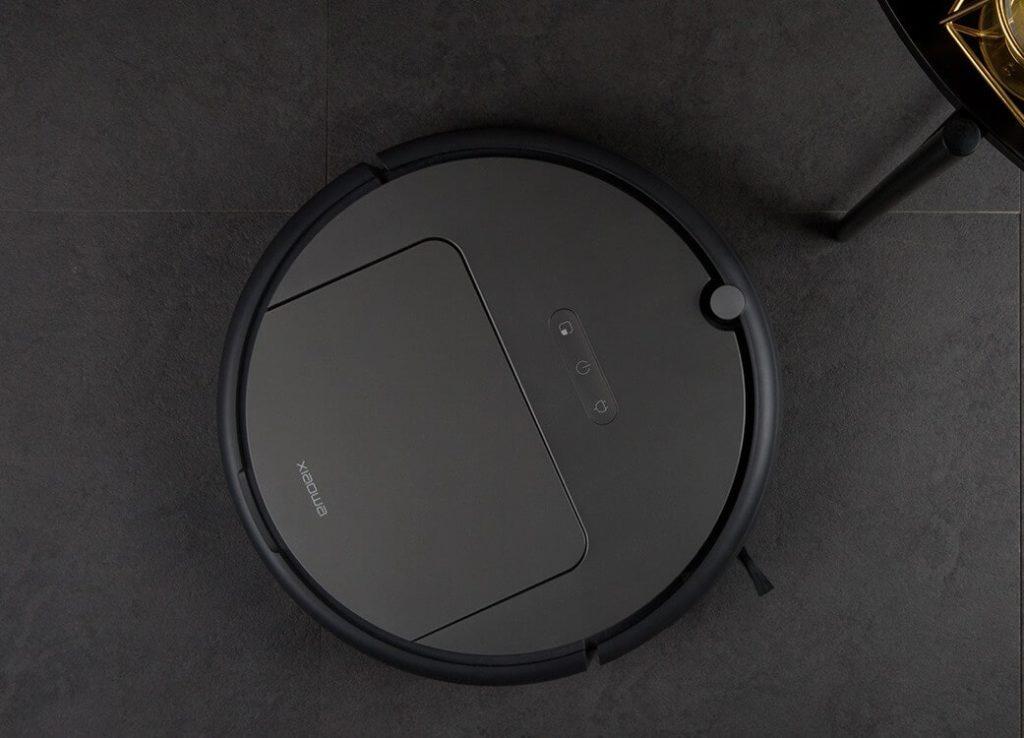 Робот-пылесос Xiaowa E35/E352 Robot Vacuum Cleaner E3 with Planning сухая и влажная уборка