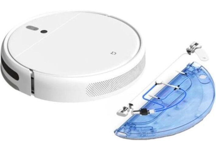 Робот-пылесос Xiaomi Mi Robot Vacuum-Mop Essential контейнер для влажной уборки