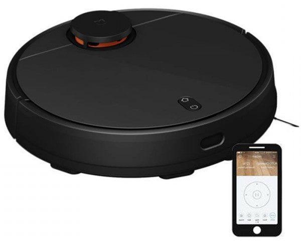 Управление роботом-пылесосом Xiaomi Mijia LDS Vacuum Cleaner
