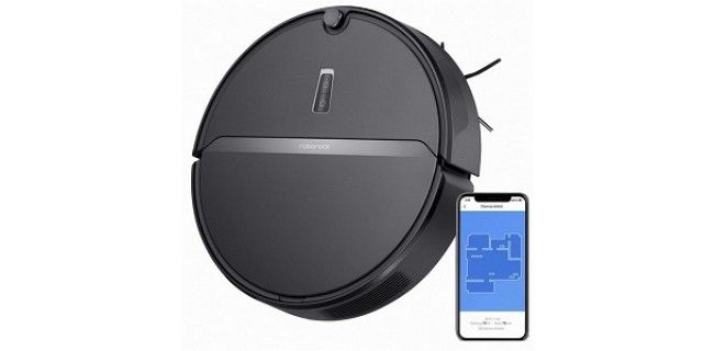 Робот-пылесос Xiaomi RoboRock E4/E452 управление