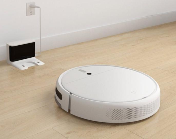 Зарядка Xiaomi Mijia 1C Sweeping Vacuum Cleaner