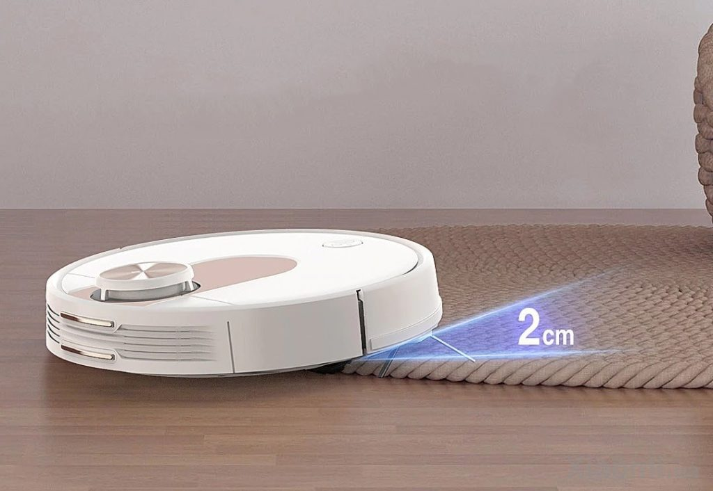 Робот-пылесос Xiaomi Viomi SE Robot Vacuum Cleaner